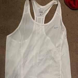 Women's Nike mesh tank top